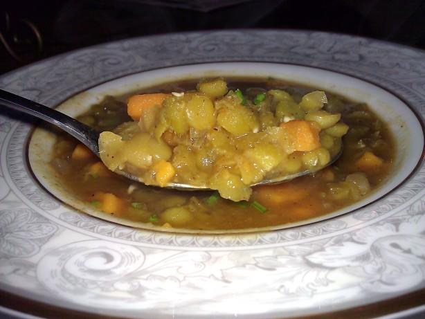 Split Pea And Sweet Potato Soup Recipe - Food.com