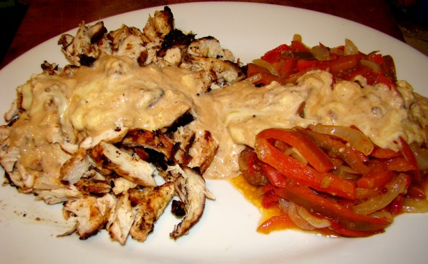 Creamy Chicken Fajitas Recipe - Food.com