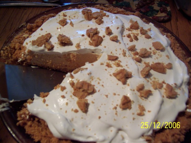 Nutter Butter Frozen Peanut Butter Pie Recipe - Food.com