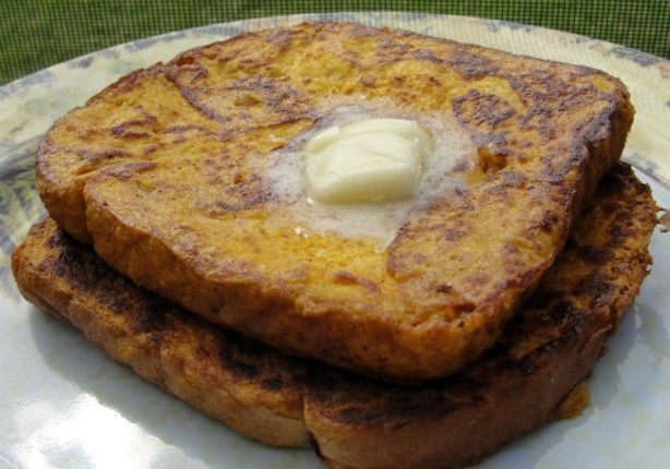 Pumpkin Pie French Toast OAMC Recipe - Food.com
