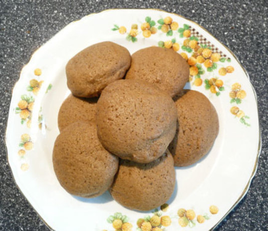 Chewy Molasses Spice Cookies Recipe - Food.com