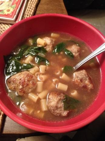 Image Gallery Italian Olive Garden Soup
