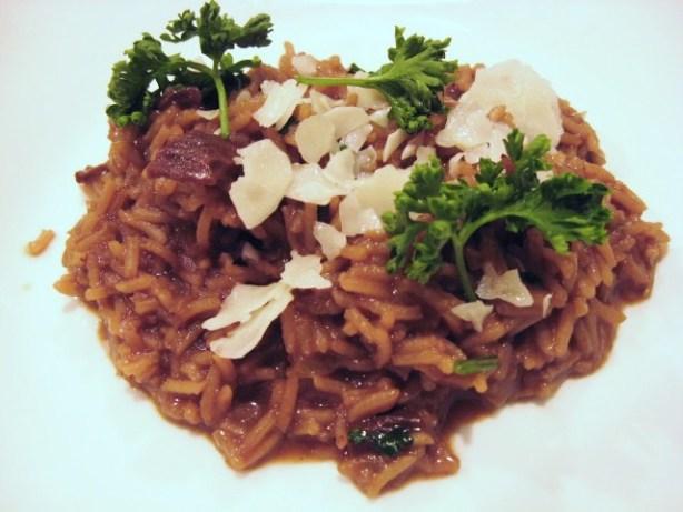 Arancini Risotto Balls with Wild Mushrooms - ILoveCooking