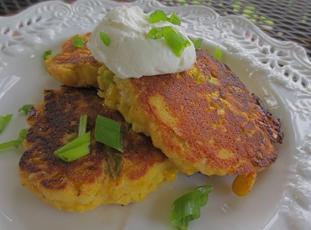 Corn Griddle Cakes Recipe - Food.com