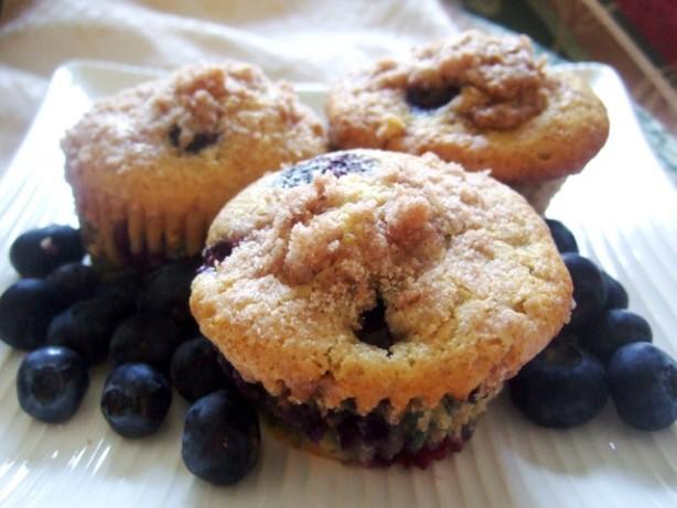 Blueberry Streusel Muffins Recipe - Food.com