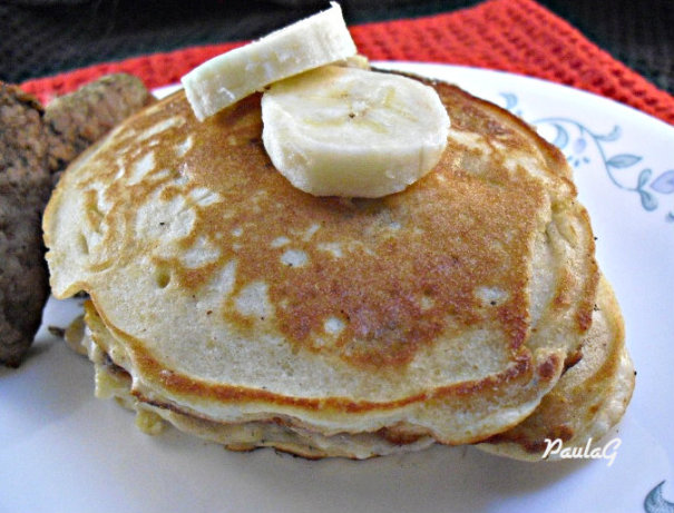 Easy Fluffy Gluten Free Banana Pancakes Recipe - Food.com