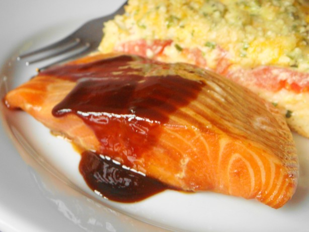 Maple Salmon Recipe - Food.com
