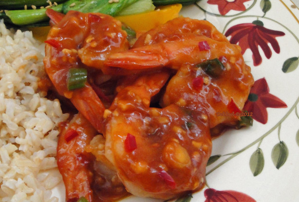 how to cook chilli garlic prawns
