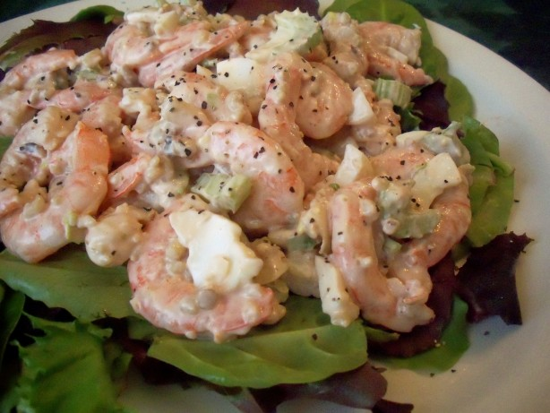 celery and blue cheese salad creamy shrimp and celery salad recept
