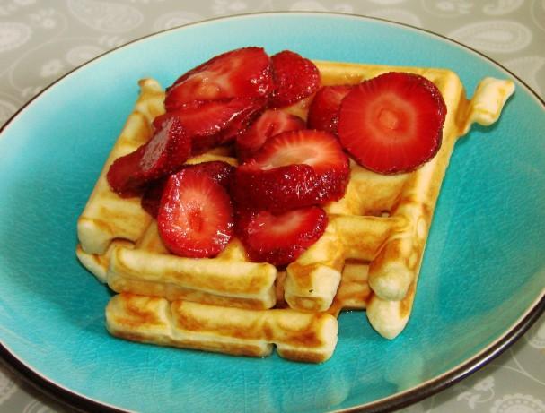 Classic Waffles Recipe - Food.com