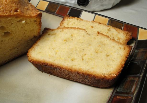 Italian Pound Cake Food Processor) Recipe