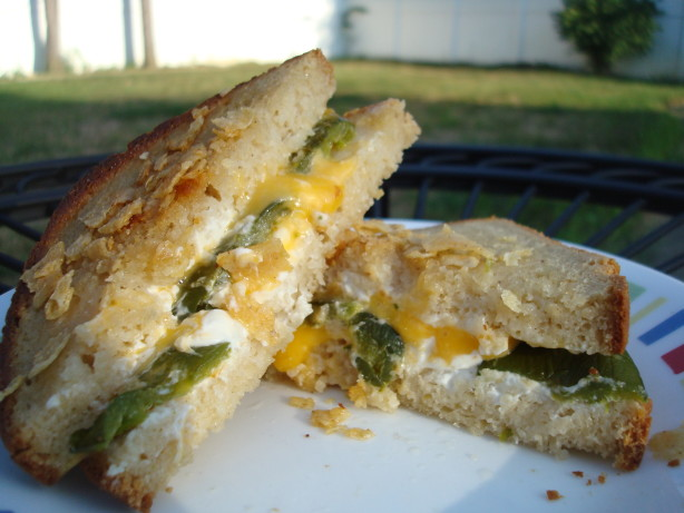Jalapeno Popper Grilled Cheese Sandwich Recipe - Food.com