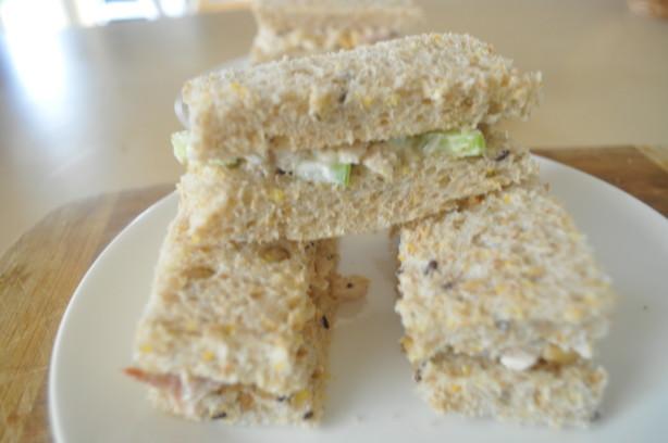 Chicken Finger Sandwiches Recipe Australian