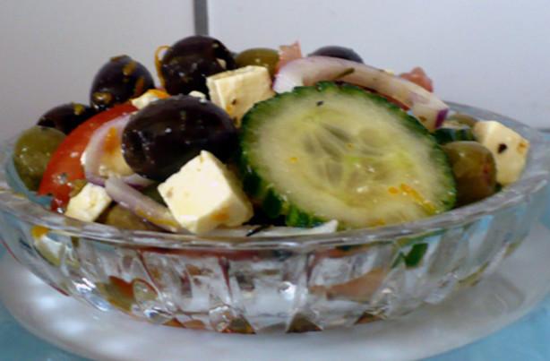 Citrus Marinated Feta And Olives Recipe - Food.com