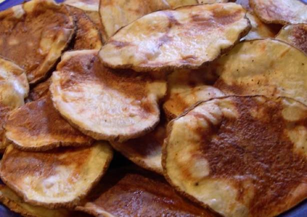 The Recipes Page | Shiitake Bacon