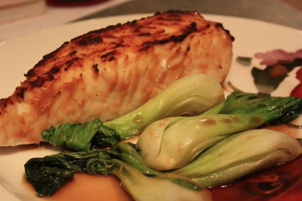 Miso Glazed Halibut Recipe - Food.com