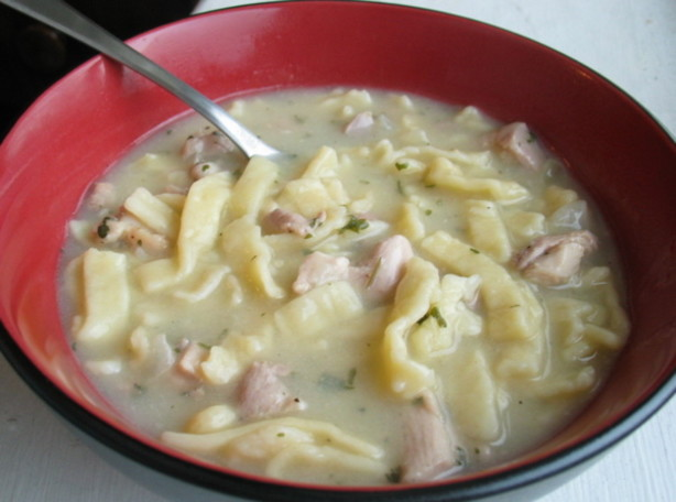 Easy Chicken Noodle Soup Recipe - Food.com