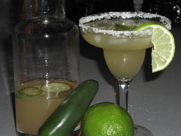 Jalapeno-Cucumber Margaritas Recipe - Food.com