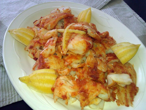 Spiced pan fried fish fillets recipe for What to serve with fish fillets