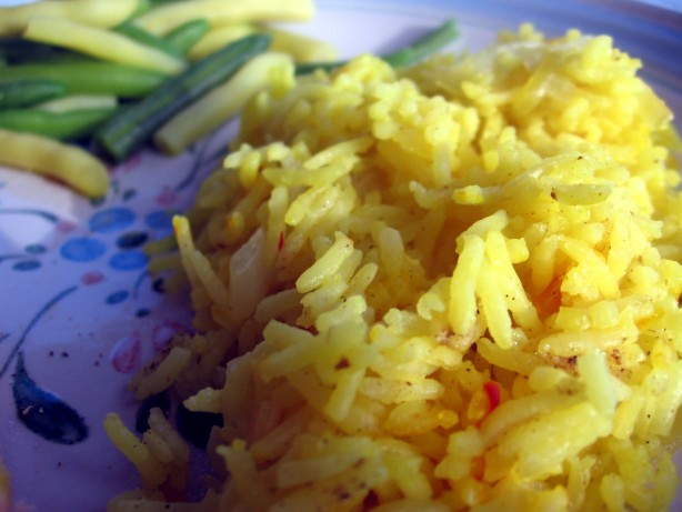 Saffron Rice Recipe - Indian.Food.com