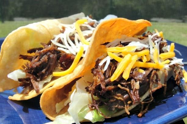 Chipotle Shredded Beef For Tacos Or Burritos Recipe - Food.com