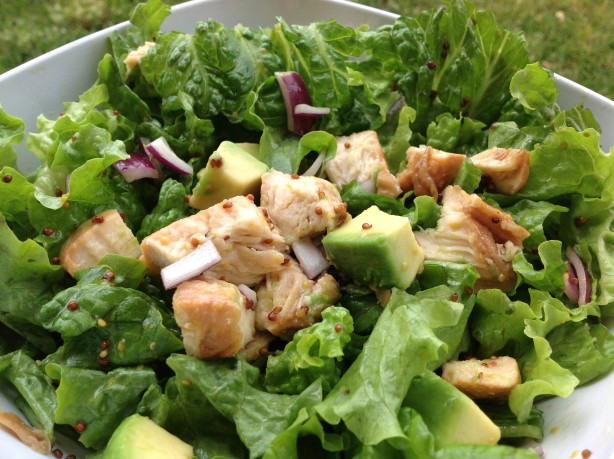 Chicken Salad Stolen From A Rylstone Cafe Recipe Food Com