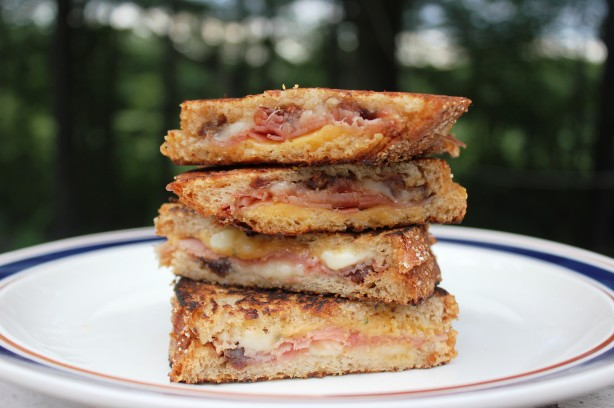 Spanish Grilled Cheese Sandwiches Recipe - Food.com