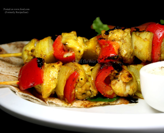 Lemony Moroccan Style Chicken Kebabs Recipe - Food.com