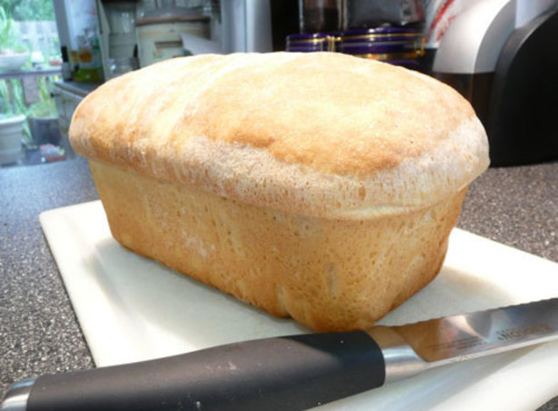 basic white bread recipe for bread machine