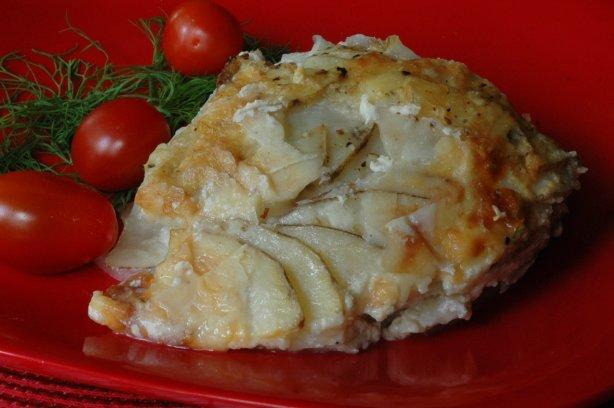 Onion Potato Gratin Recipe - Food.com
