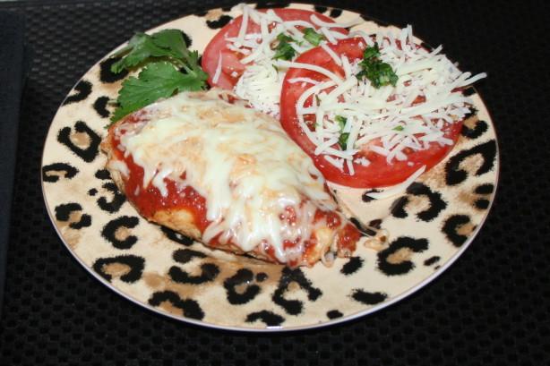 Healthy Grilled Chicken Parmesan Recipe - Food.com