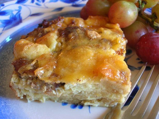 Breakfast Sausage Casserole Recipe - Food.com