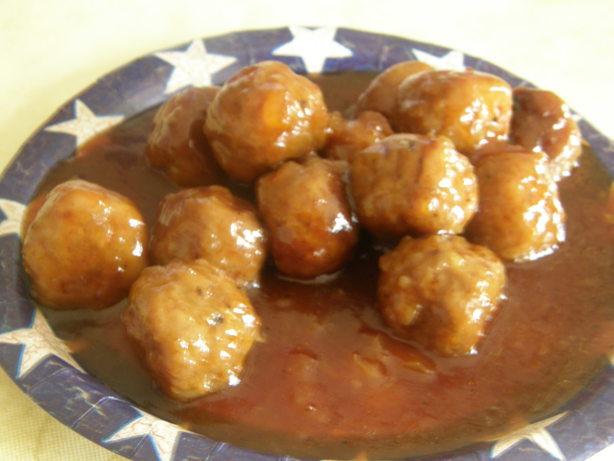 Manhattan Meatballs Recipe - Food.com