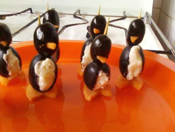 Cream Cheese Penguins Recipe - Food.com