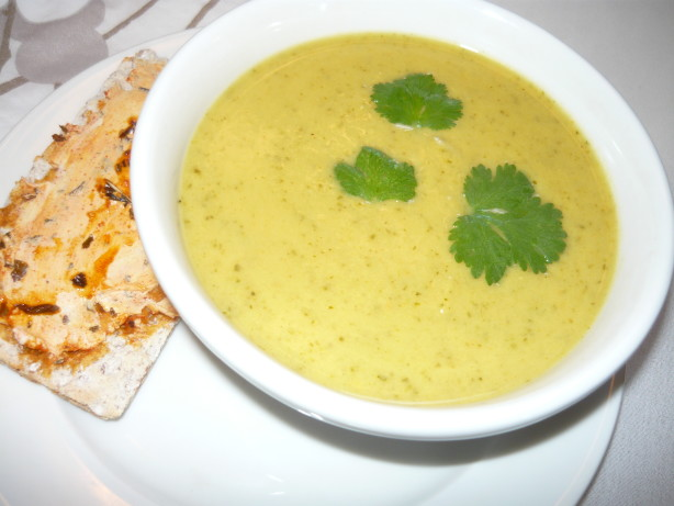 Curried Zucchini Soup Recipe - Food.com