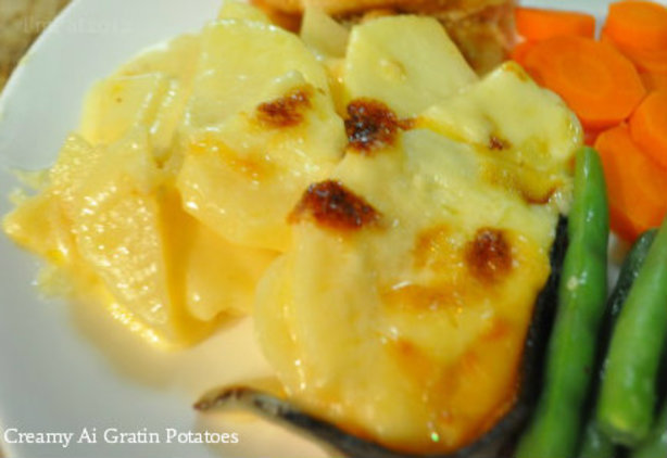 Creamy Au Gratin Potatoes Recipe - Food.com