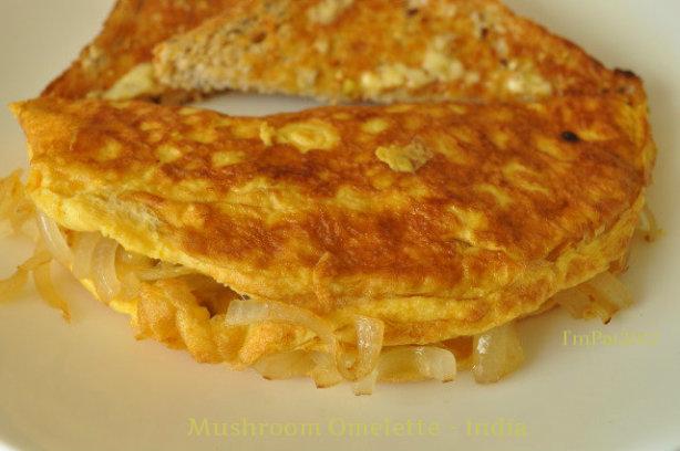 Simple Mushroom Omelette Recipe - Food.com