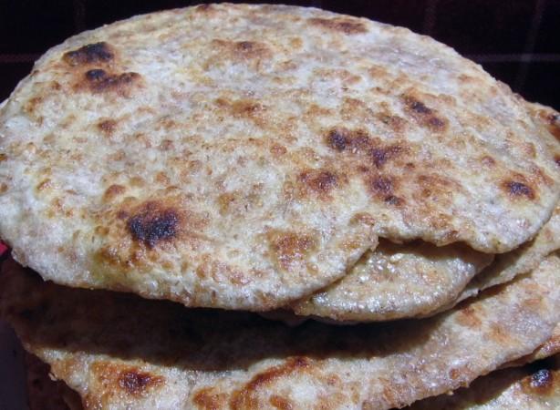 Chapati Indian Flat Bread) Recipe - Food.com