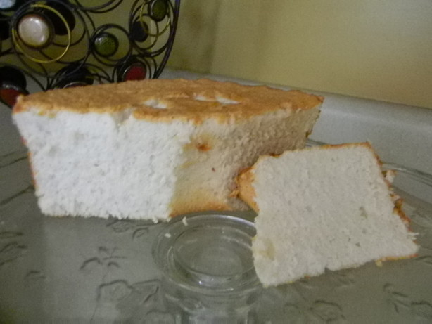 Never Buy Store Bought Angel Food Cake Again Angel Food