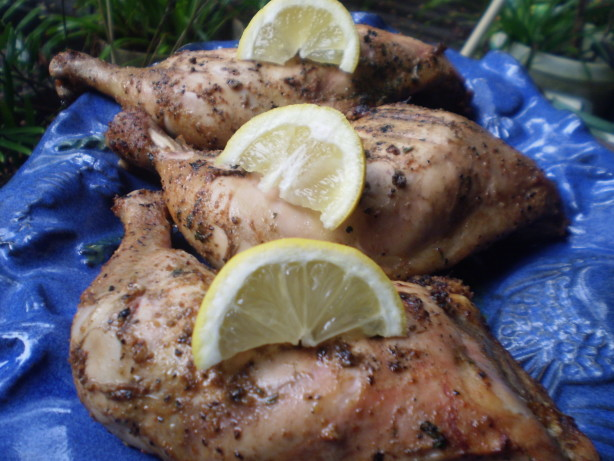 Bademiyas Justly Famous Chile-Coriander Chicken Recipe ...