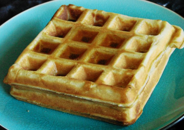 Peanut Butter Waffles Recipe - Food.com