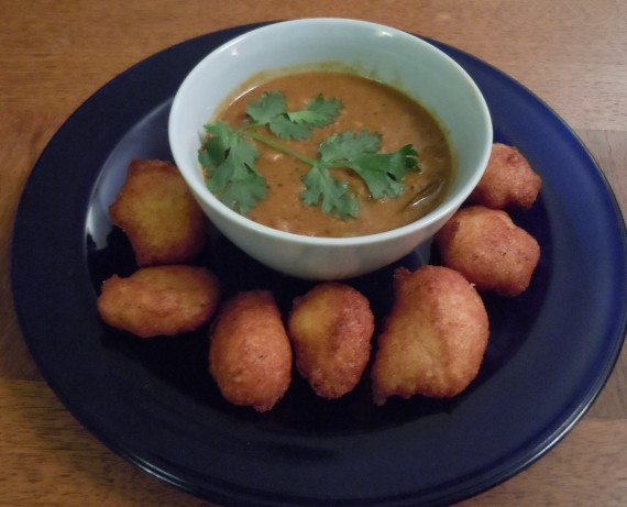 ... Vada Yellow Lentil Soup With Spiced Doughnuts) Recipe - Food.com