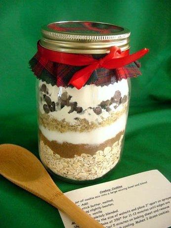 Texas Cowboy Cookies In A Jar Recipe Food Com
