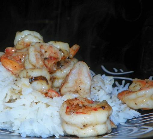 how to cook chilli garlic prawns