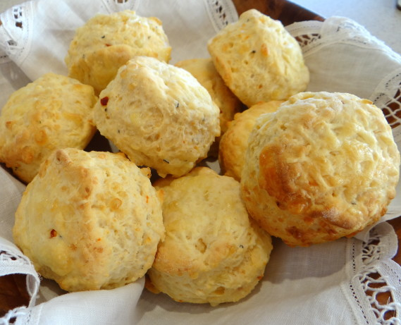 cheddar cheese and chilli scones recipe