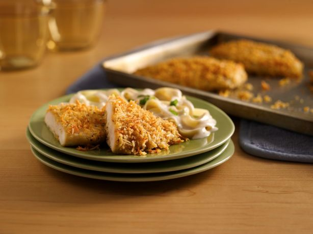 Crispy Garlic-Parmesan Chicken Recipe - Food.com