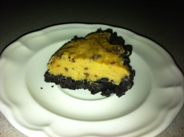 Frozen Reeses Peanut Butter Pie Recipe - Food.com
