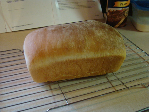 Buttermilk American Loaf Bread Cooks Illustrated) Recipe - Food.com