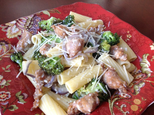 Rigatoni With Roasted Sausage And Broccoli Recipe - Food.com