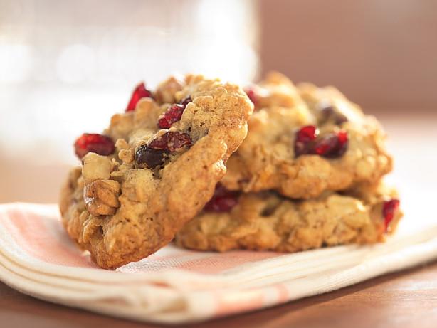 Cranberry Walnut Oatmeal Cookies Recipe - Food.com